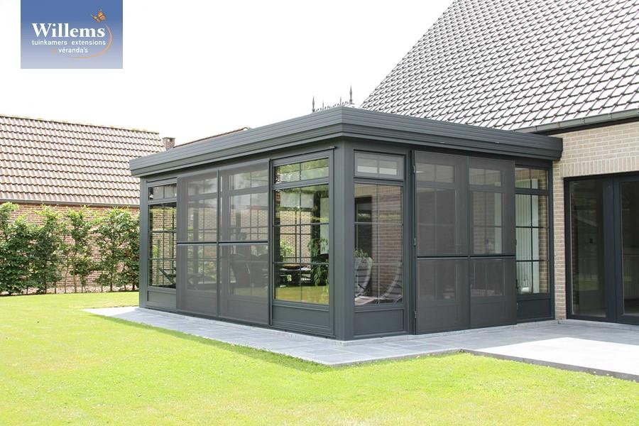 Willems veranda's
