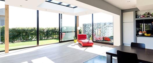 Verandaland: Minimalistische veranda
