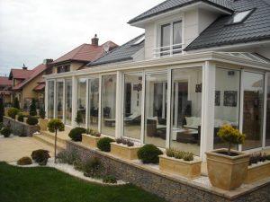 PVC-veranda