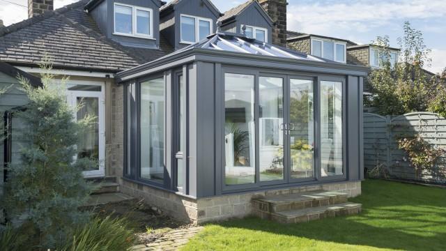 moderne veranda pvc